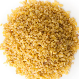 Bulgur Wheat 1