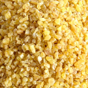 Crushed Wheat 1