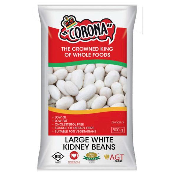 Large White Kidney Beans 500g Agt Foods