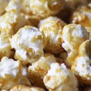 Yellow Mushroom Popcorn 1