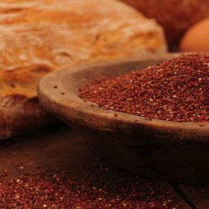 Red Quinoa Flour 1