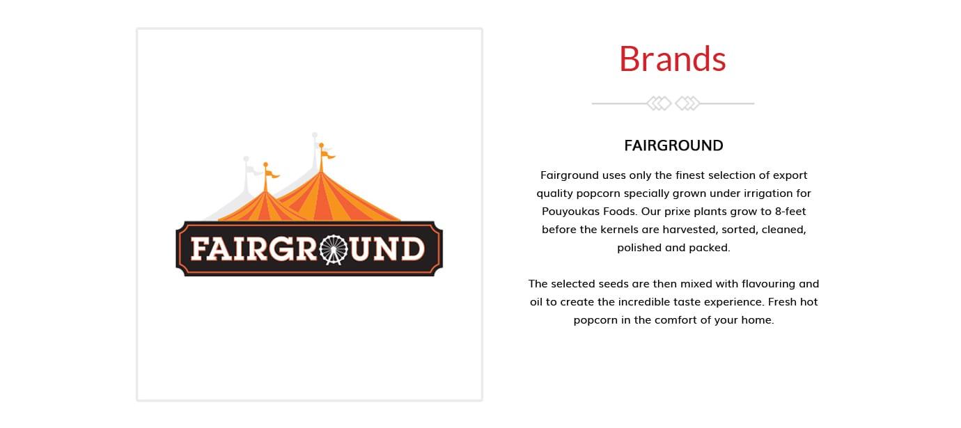 Fairground-Banner